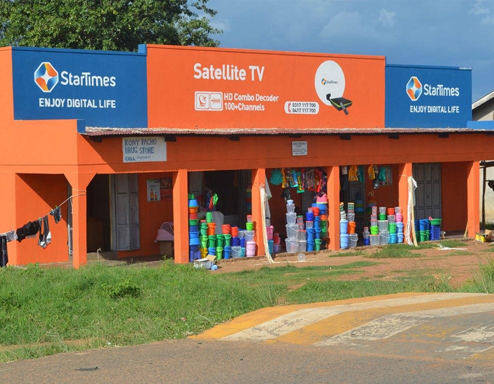 Wall Branding in Kenya